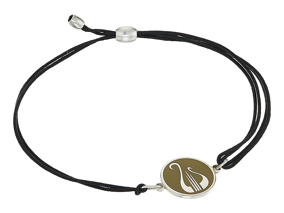 Alex and Ani - Kindred Cord Alpha Chi Omega Bracelet (Sterling Silver) Bracelet