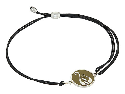 Alex and Ani Kindred Cord Alpha Chi Omega Bracelet - Sterling Silver
