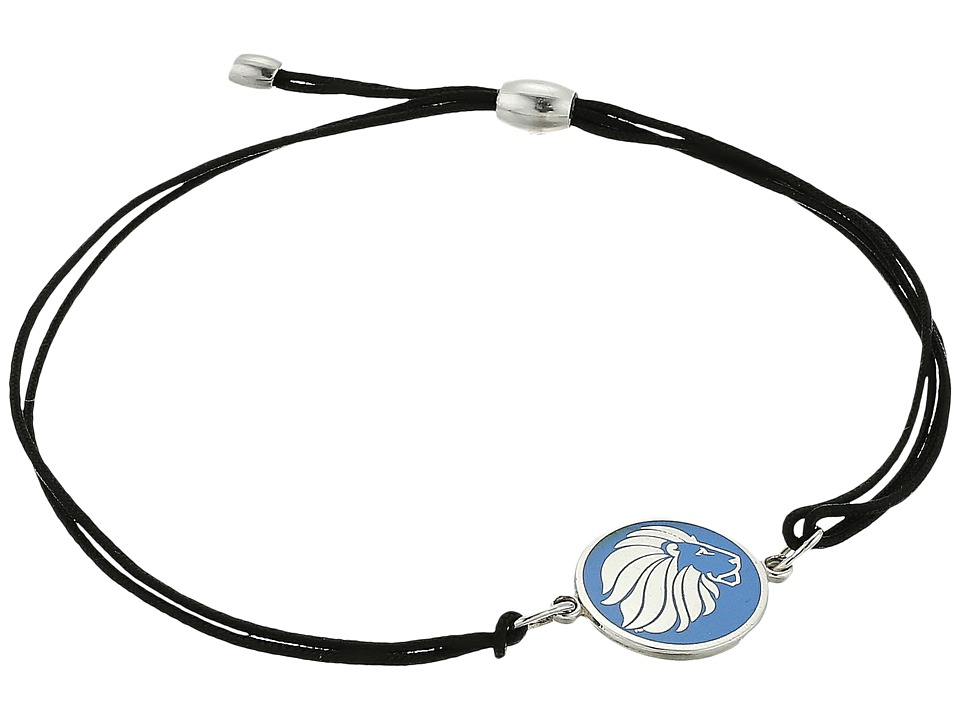 Alex and Ani - Kindred Cord Alpha Delta Pi Bracelet (Sterling Silver) Bracelet