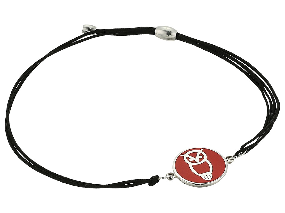 Alex and Ani - Kindred Cord Chi Omega Bracelet (Sterling Silver) Bracelet