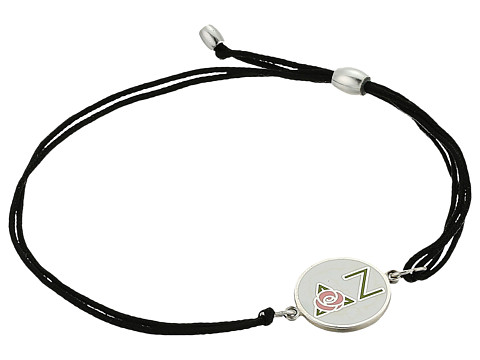 Alex and Ani Kindred Cord Delta Zeta Bracelet - Sterling Silver