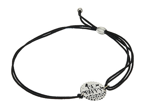 Alex and Ani Kindred Cord Be Happy Bracelet - Sterling Silver