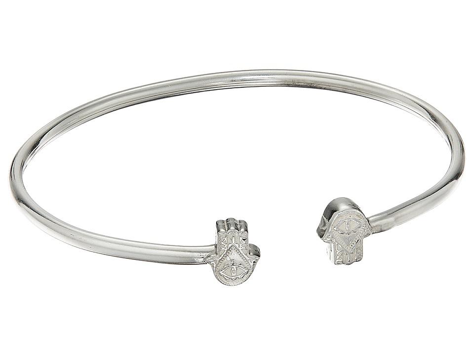 Alex and Ani - Hand of Fatima Cuff Bracelet