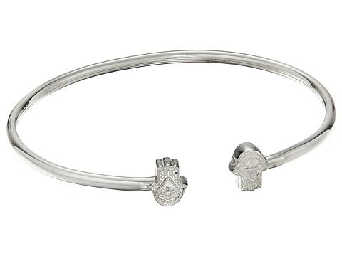 Alex and Ani Hand of Fatima Cuff Bracelet - Sterling Silver