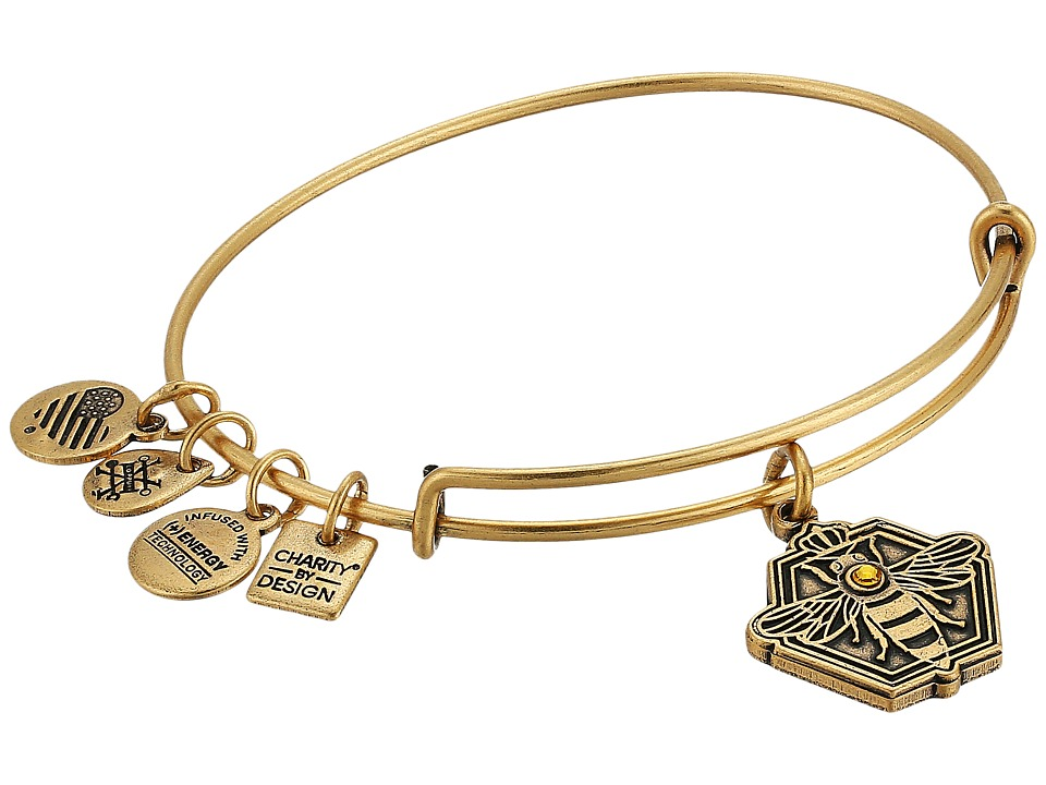 Alex and Ani - Charity By Design Queen Bee Bangle