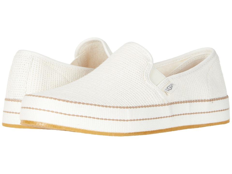 UGG Bren (Natural) Slip-On Shoes