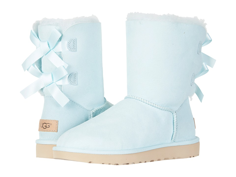 Ugg Bailey Bow II (Aqua) Women's Boots