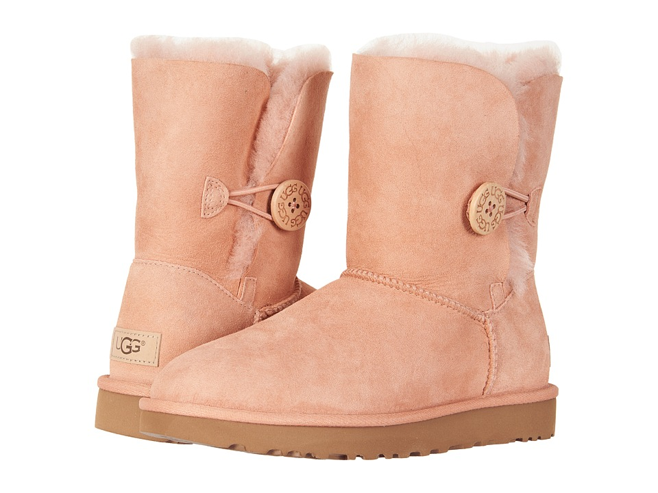 UGG Bailey Button II (Suntan) Women