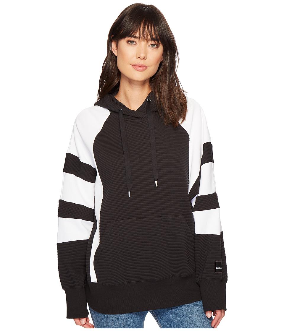 adidas Originals EQT Hooded Sweatshirt (Black/White) Women