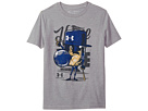 Under Armour Kids Home Plate Short Sleeve Tee (Big Kids)