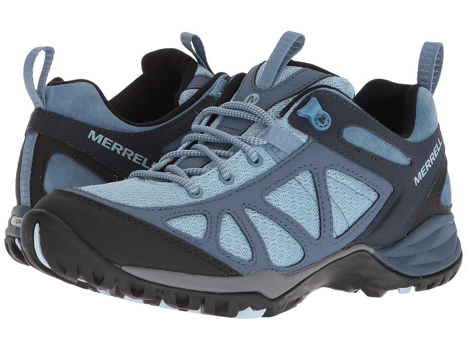 Merrell - Siren Sport Q2 (Blue) Womens Shoes