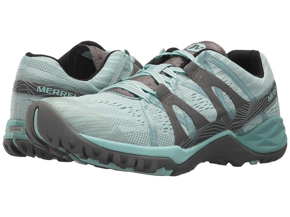 Merrell Siren Hex Q2 E-Mesh (Bleached Aqua) Women's Shoes