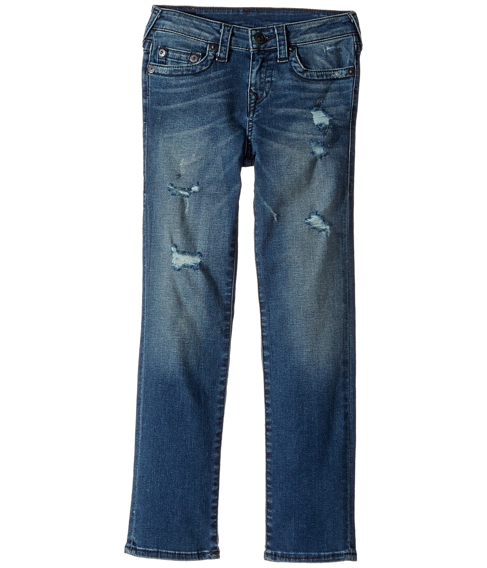 True Religion Kids Geno Slim Fit Jeans in Mod Wash (Big Kids) (Mod Wash) Boy