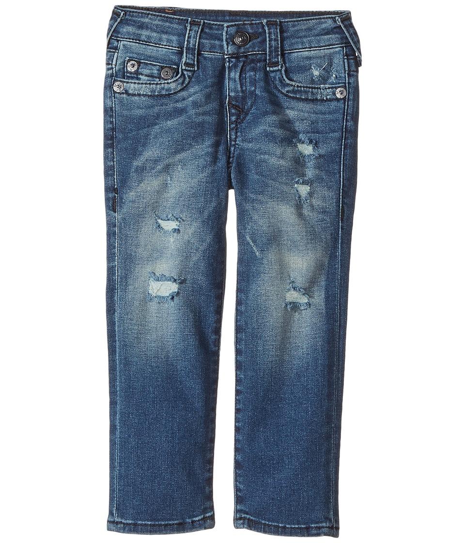 True Religion Kids Geno Slim Fit Jeans in Mod Wash (Toddler/Little Kids) (Mod Wash) Boy