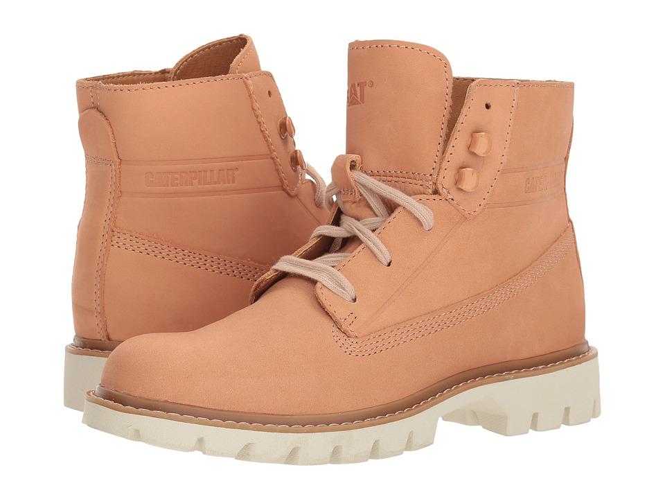 Caterpillar Casual Basis (Tangerine) Women's Shoes