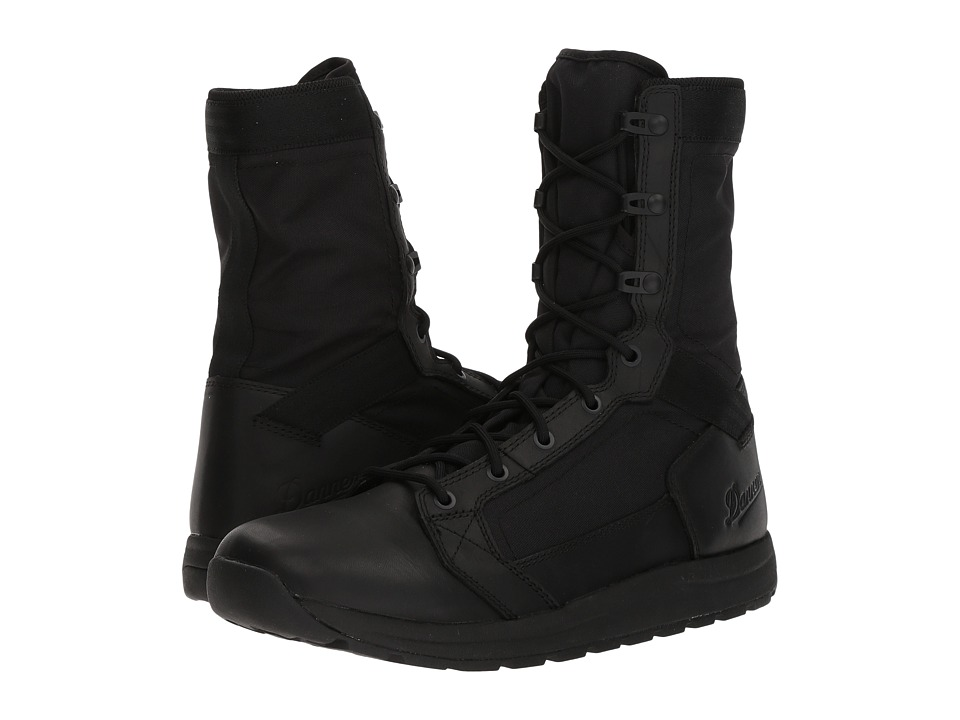 Danner - Tachyon 8 Polishable (Black) Mens Shoes