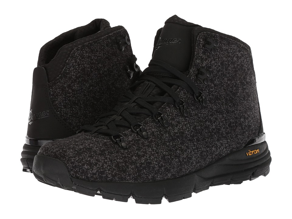 Danner - Mountain 600 EnduroWeave (Black) Mens Shoes