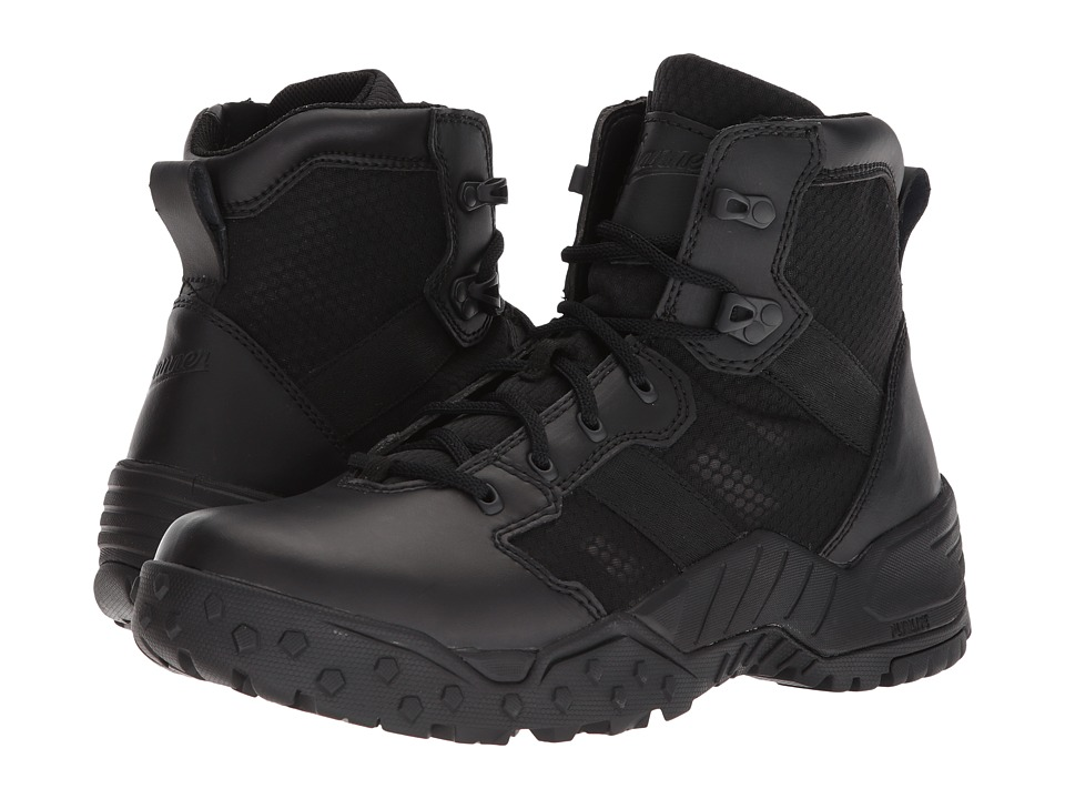 Danner - Scorch 6 Side-Zip (Black) Mens Shoes