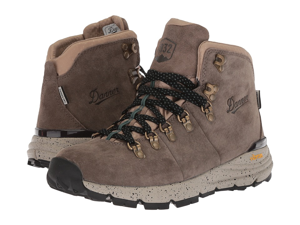 Danner Mountain 600 (Hazelwood/Balsam Green) Women's Shoes