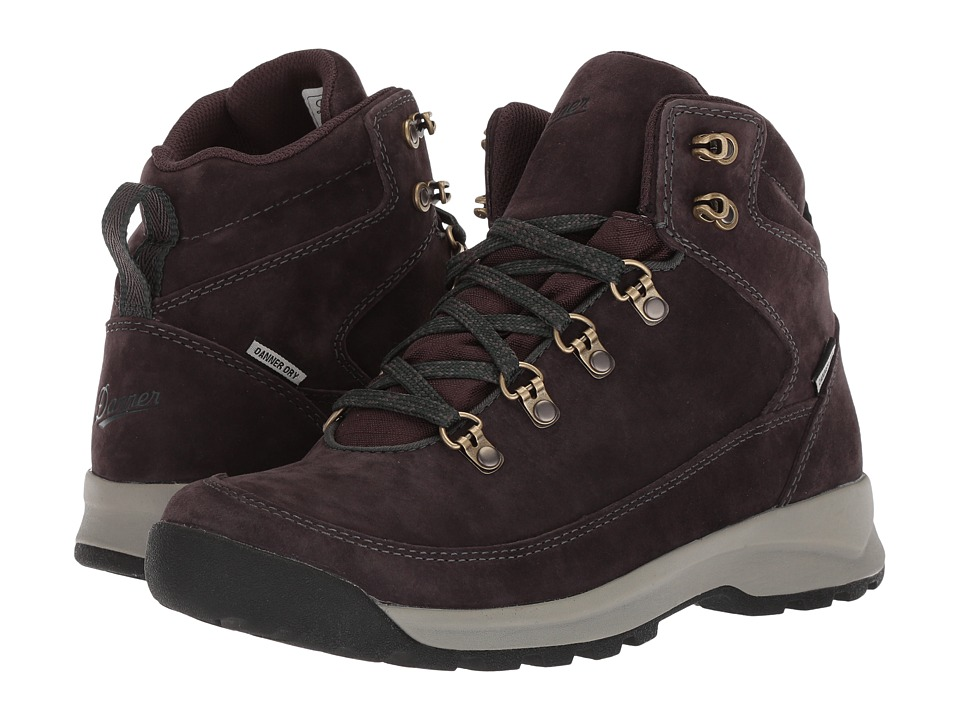 Danner Adrika Hiker (Plum) Women's Shoes