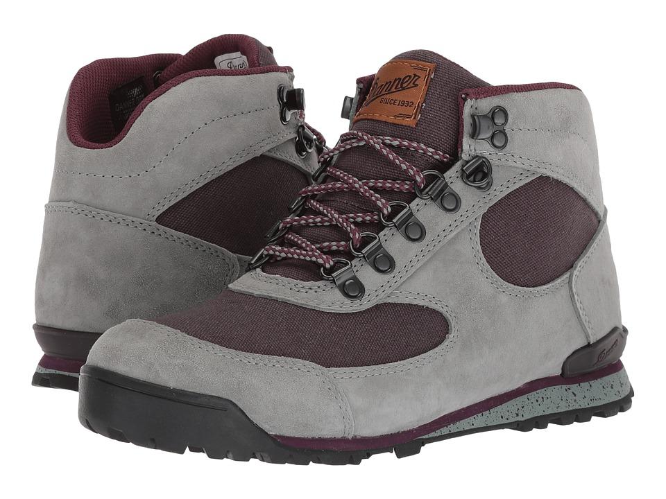 Danner Jag (Dusty/Aubergine) Women's Shoes