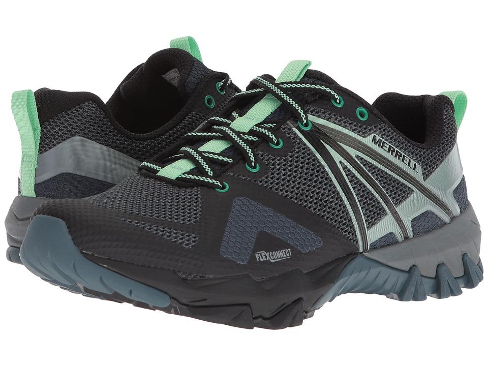 Merrell - MQM Flex (Grey/Black) Womens Shoes