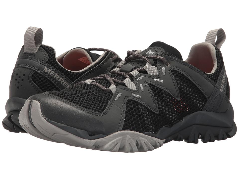 Merrell - Tetrex Rapid Crest (Black) Womens Shoes