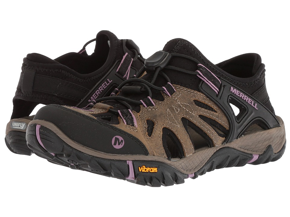 Merrell - All Out Blaze Sieve (Stucco) Womens Shoes