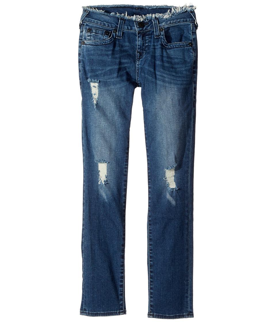True Religion Kids Casey Skinny Jeans in Vintage Love (Big Kids) (Vintage Love) Girl