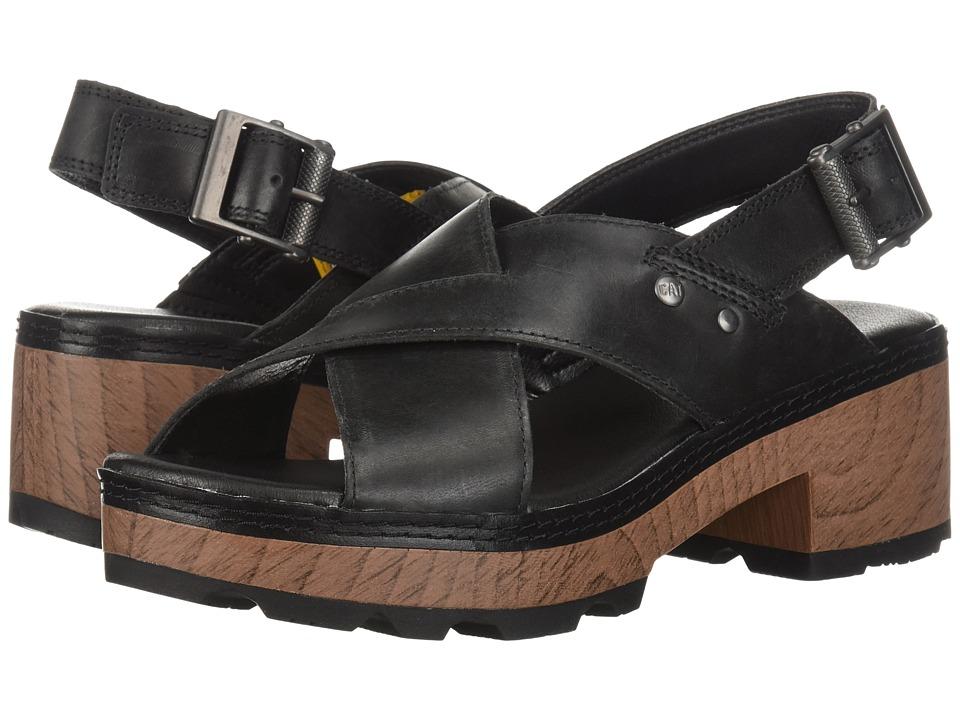 Caterpillar Casual Lia (Black) Women's Shoes