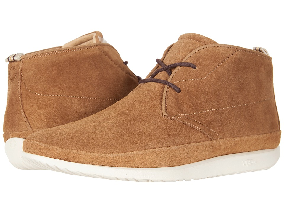 Ugg Cali Chukka (Chestnut) Men's  Shoes