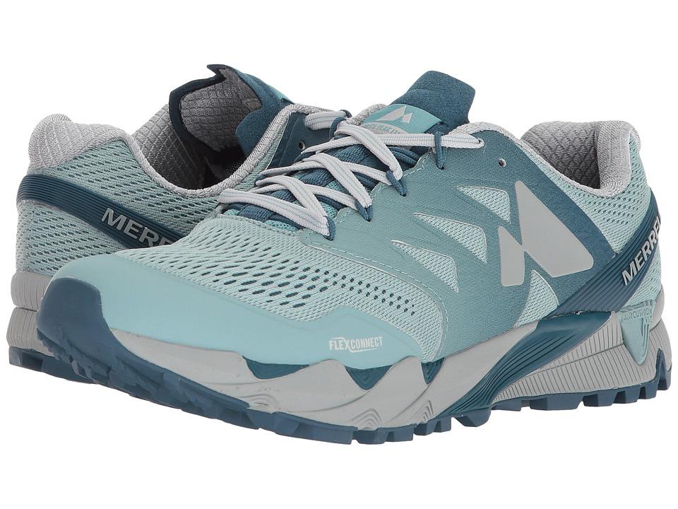 Merrell-Agility Peak Flex 2 E-Mesh  (Legion Blue) Womens Shoes