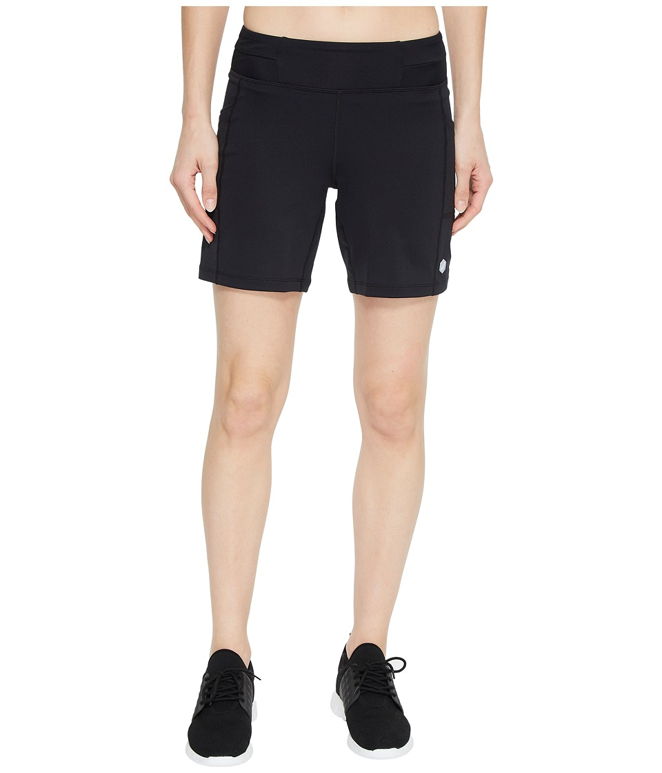 ASICS - Knit 7 Shorts (Performance Black) Womens Shorts