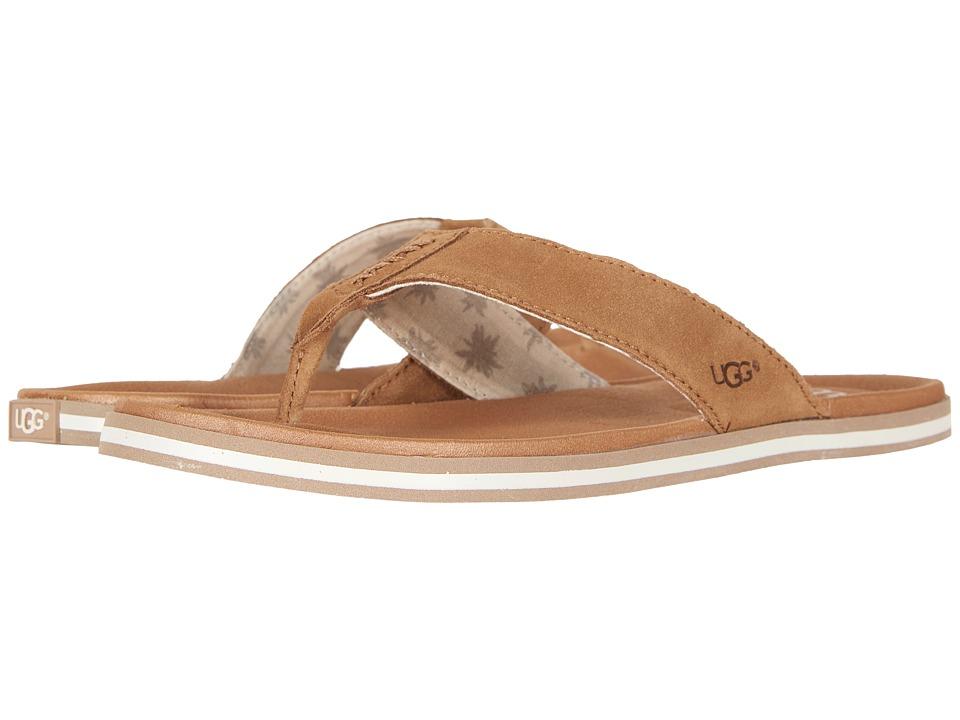 UGG - Braven (Chestnut) Men's Sandals