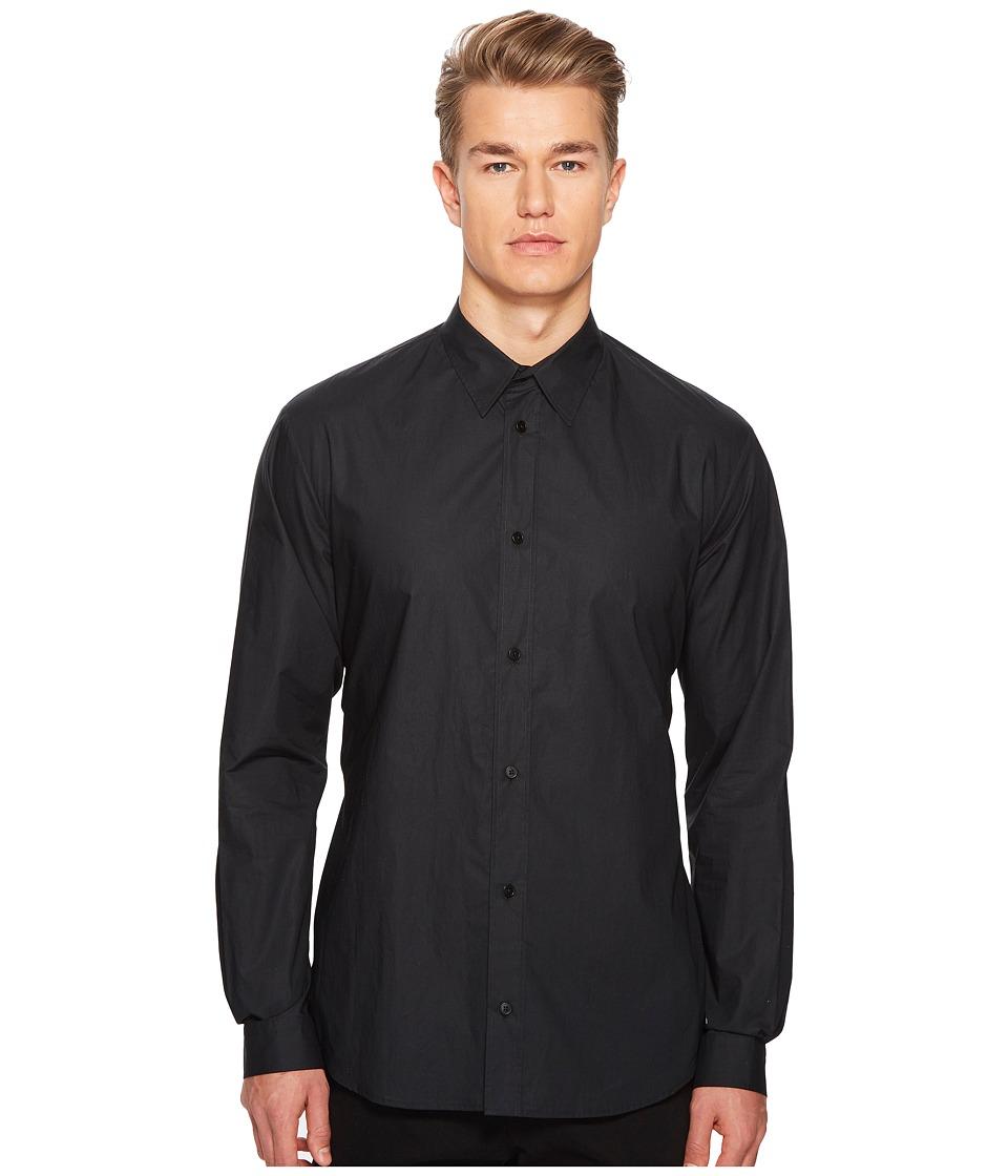 McQ - Bondage Shields Shirt (Darkest Black) Mens Clothing