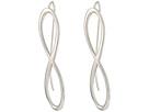 Alex and Ani Infinity Earrings