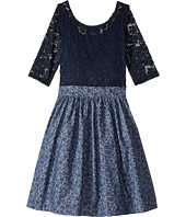 fiveloaves twofish - Wanderlust Denim Dress (Little Kids/Big Kids)