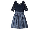 fiveloaves twofish - Wanderlust Denim Dress (Little Kids/Big Kids)