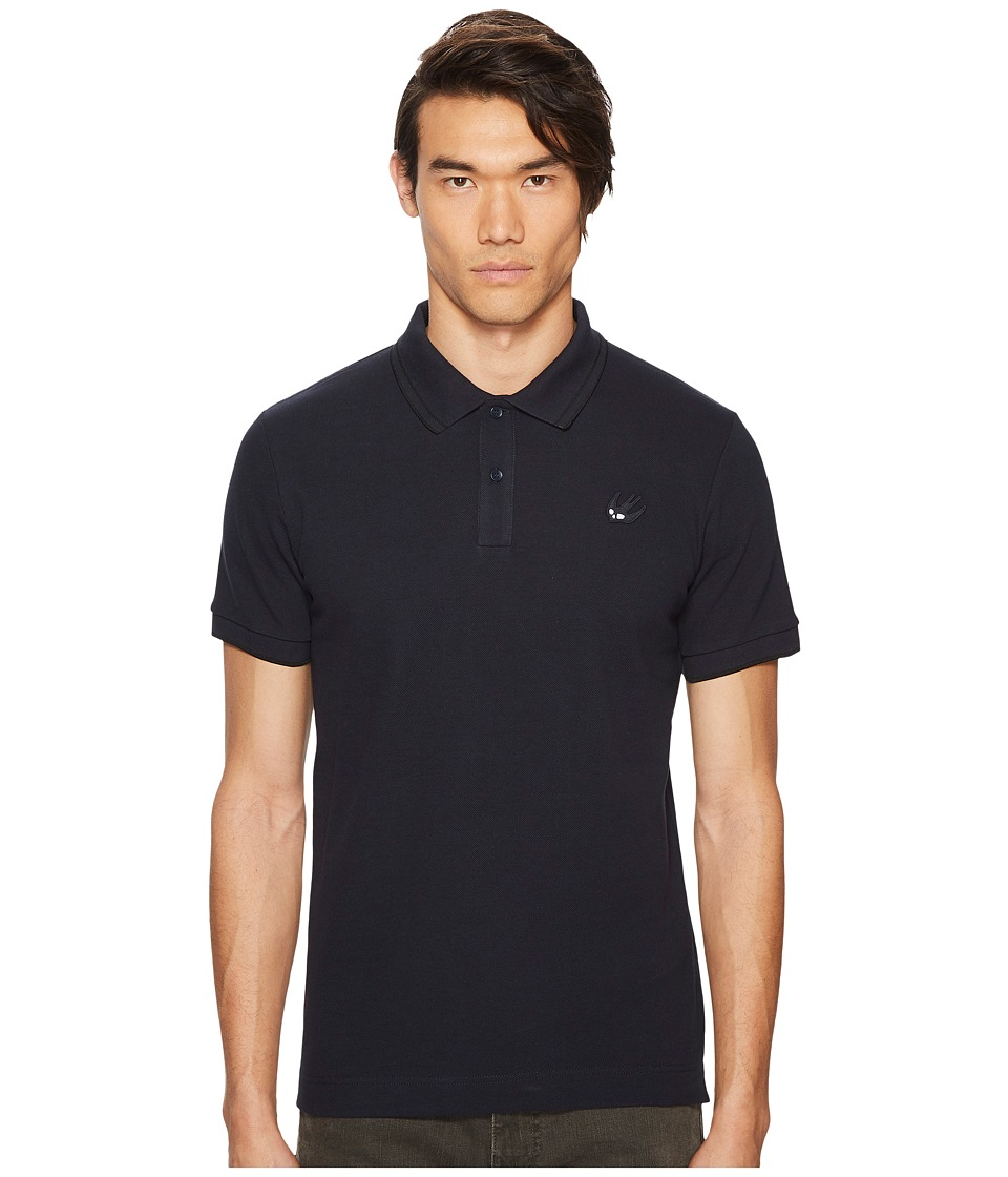McQ - McQ Swallow Polo (Ink) Mens Clothing