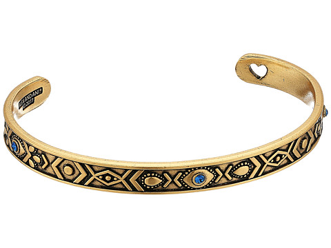 Alex and Ani Evil Eye Cuff Bracelet - Rafaelian Gold