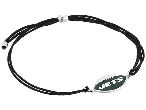Alex and Ani Kindred Cord New York Jets Bracelet - Sterling Silver