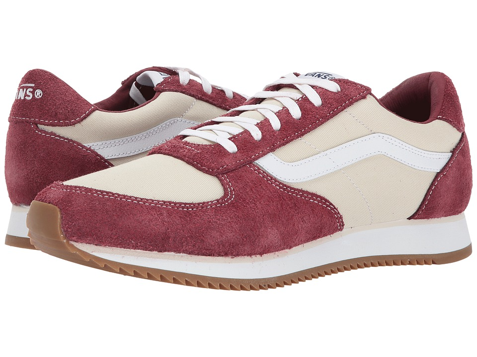 Vans UA Runner (Madder Brown/True White Varsity Sport
