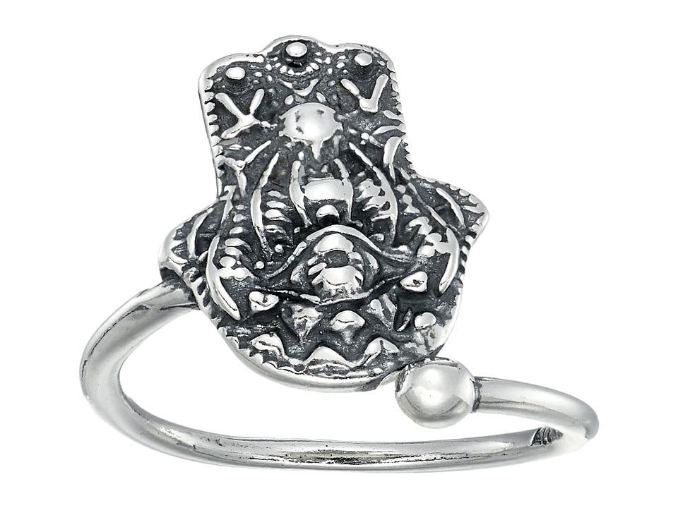 Alex and Ani - Hand of Fatima Ring Wrap