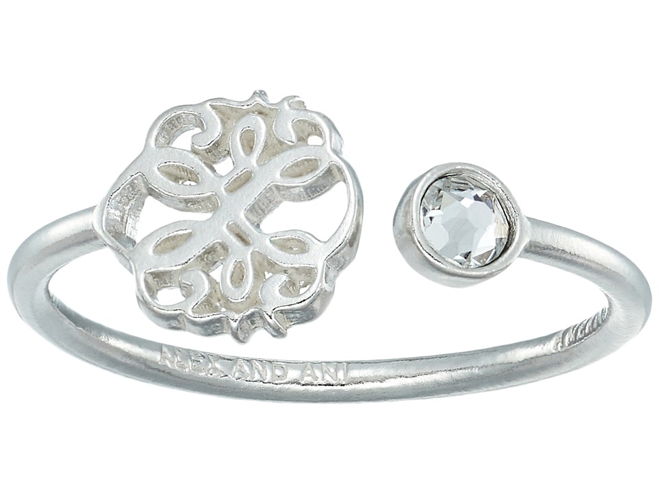 Alex and Ani - Path of Life Ring (Sterling Silver) Ring