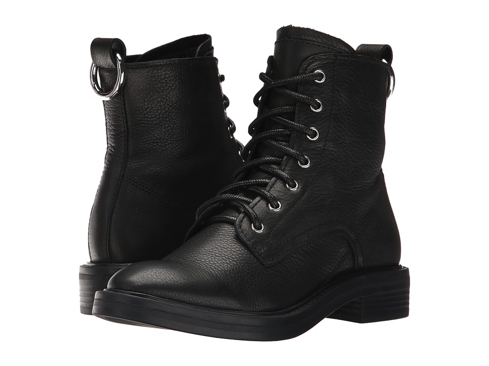 Dolce Vita Bardot (Black Leather) Women
