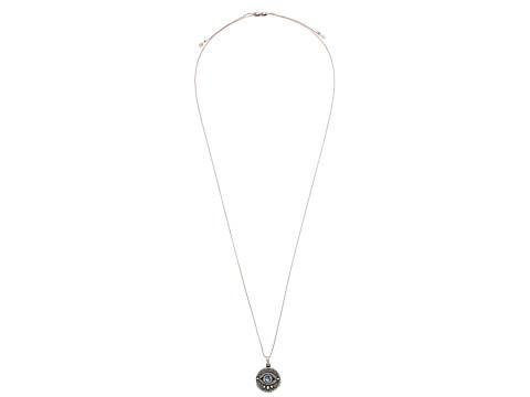 Alex and Ani Evil Eye Expandable Necklace - Rafaelian Silver