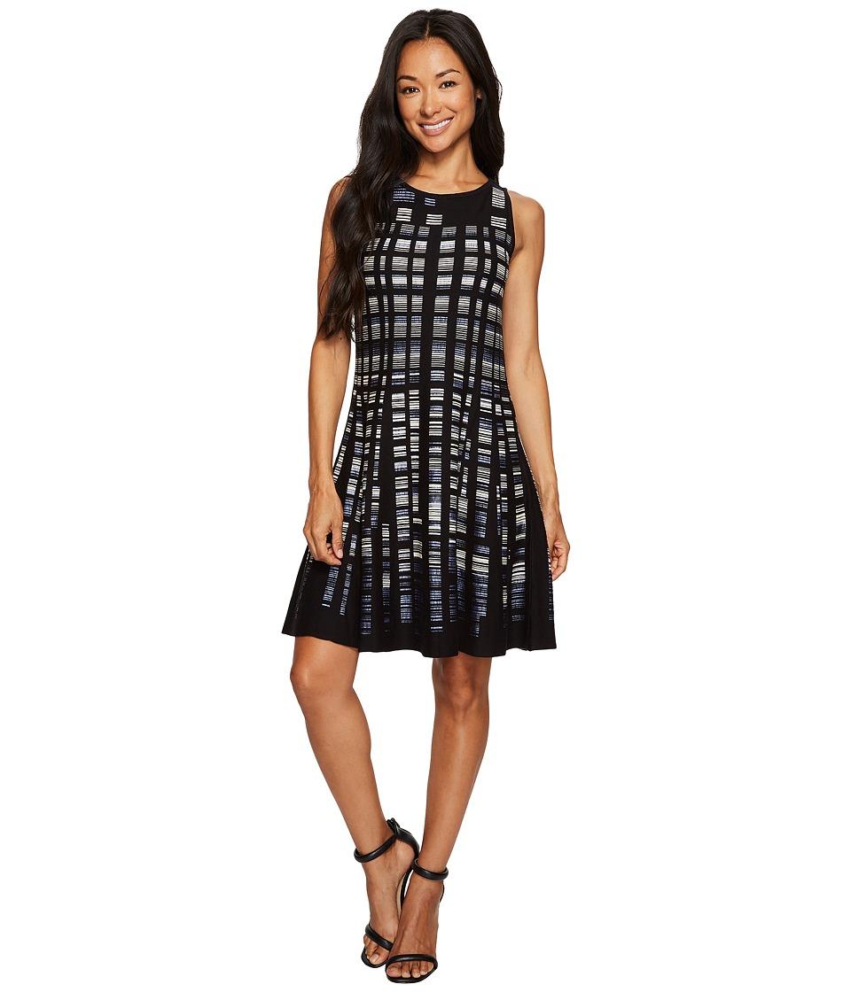 NIC+ZOE Petite Crystal Cover Dress (Multi) Women