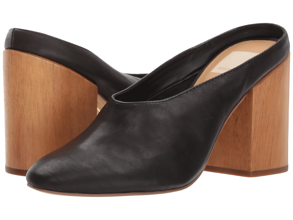 Dolce Vita Caley (Black Leather) Women