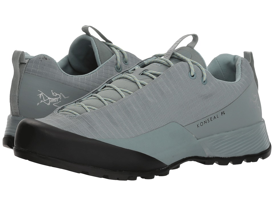 Arc'teryx Konseal FL (Freezing Fog/Petrikor) Women's Shoes
