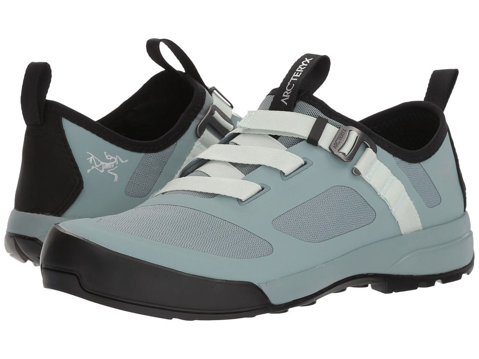 Arc'teryx Arakys Approach Shoe (Freezing Fog/Dewdrop) Women's Shoes